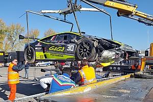Lamborghini Super Trofeo Ultime notizie Galbiati-Giraudi: corsa contro il tempo per essere al via in Gara 2