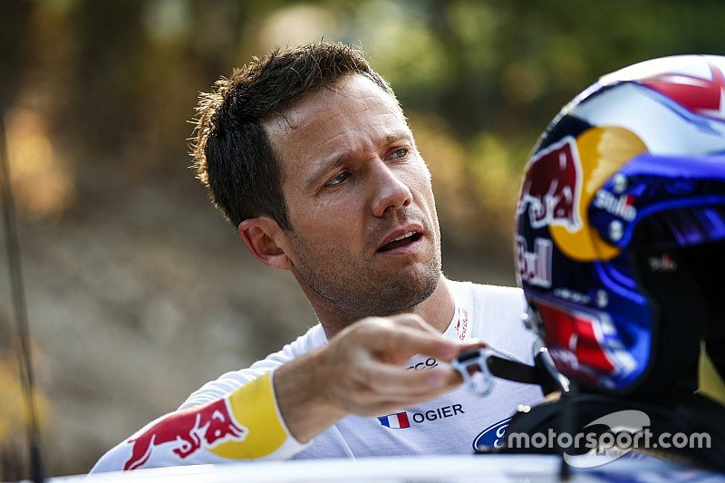 Citroen back in for Ogier for 2019