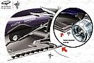 Análisis técnico: los cambios fundamentales en el piso del Red Bull F1