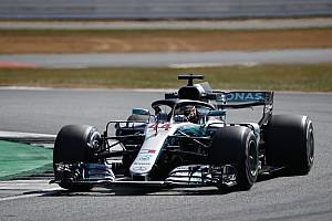 Formule 1 Résumé d'essais libres EL1 - Hamilton dans le rythme, Grosjean dans le mur