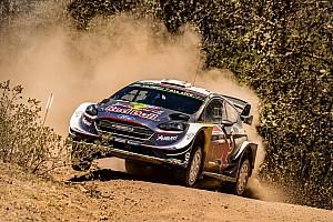 Ogier gana el Rally México y Loeb finalizó en quinto
