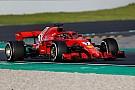 Formel 1 Trotz verlängerter Lebensdauer: Ferrari 2018 mit zehn PS mehr