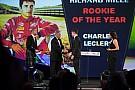 Formula 1 Leclerc avrà il numero 16,