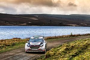 WRC Actualités Refonte majeure de l'itinéraire du Rallye de Grande-Bretagne