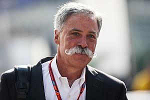 F1 Noticias de última hora El jefe de la F1 dice que no la desean convertir en NASCAR