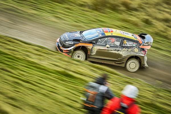 WRC Actualités Østberg envisage le WRC2 pour 2018