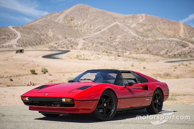 Ferrari gaat elektrisch met bijzondere 308 GTS