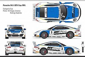 Porsche Últimas notícias Dupla Jimenez/Baptista corre etapa da Porsche em Interlagos