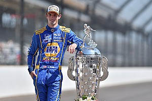 IndyCar Special feature Top Stories of 2016, #14: Rossi pulls off a miracle at Indy