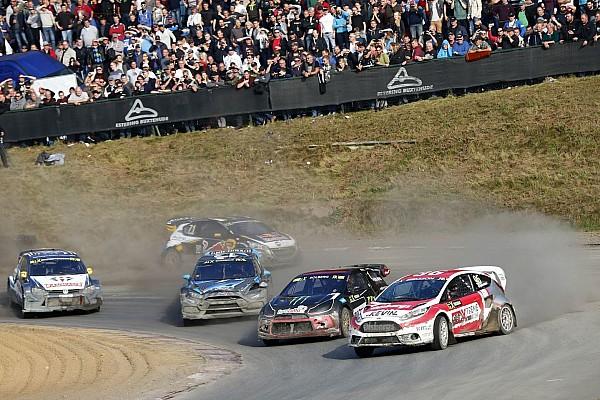 World Rallycross Eriksson és az a bizonyos előzés: valahogy működött!