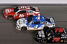 NASCAR impounds cars from each marque for