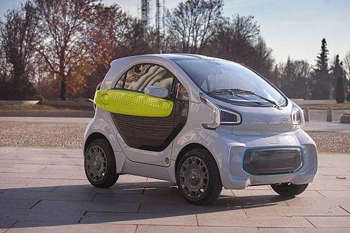 XEV Yoyo 2021: un cuadriciclo eléctrico para la ciudad