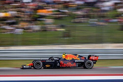 Hasil FP2 F1 GP Amerika Serikat: Perez Kuasai Trek Panas COTA, Verstappen P8