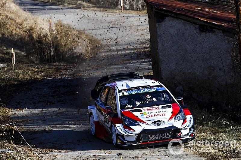 Makinen contra la organización del Rally de Montecarlo