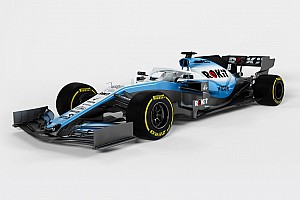 Williams revela mais detalhes de carro de 2019