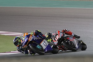 Moto2 Qatar: Baldassarri kalahkan Luthi, Dimas ke-24