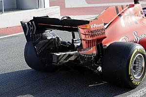 A Ferrari áttért a Mercedes-stílusú felnikre