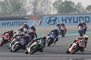 El agitado inicio del Superbike por Mauricio Gallardo