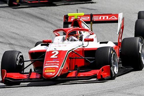 Леклер победил во Франции. Правда, в Формуле 3
