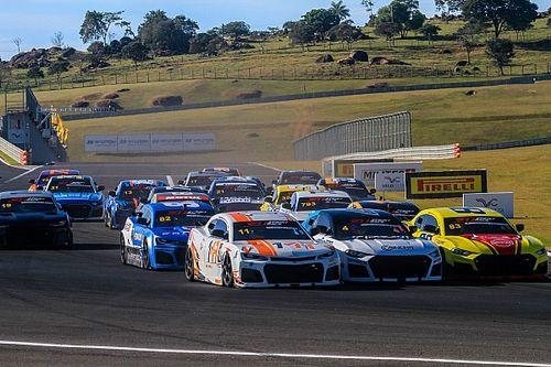 GT Sprint Race festeja primeira corrida de sua história