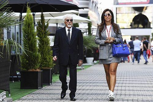 Ecclestone 89 yaşında baba oldu!