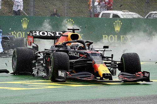La foto del brutal daño del coche de Verstappen: ¿qué supuso?