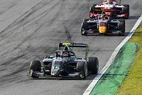 Hughes gana una carrera dramática de la F3 en Monza