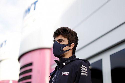Stroll testou positivo para Covid-19 após GP de Eifel mas já está recuperado para correr em Portugal