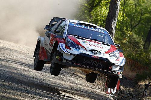 WRC Türkiye Rallisi: Cumartesi sabah Ogier zirveye çıktı