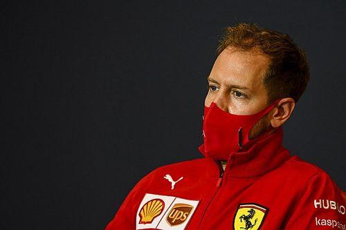 Vettel mógł zastąpić Albona