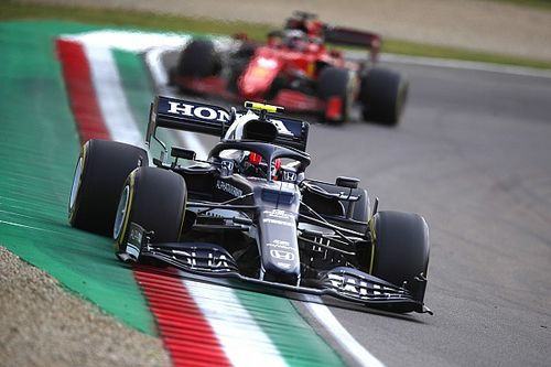 Lees terug: Live verslag van VT3 voor de F1 GP van Emilia-Romagna