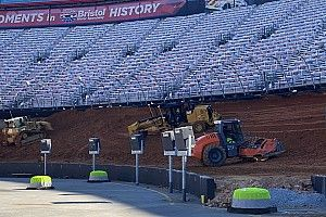 Bristol paving the way for Cup Series' return to dirt racing