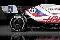 """Haas baart opzien met Russische kleuren: """"Vorig jaar al bedacht"""""""