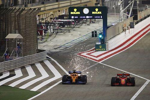 Ferrari maakt werk van inzet Sainz bij test na GP Abu Dhabi