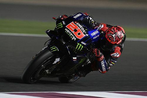 MotoGPカタールテスト2日目:ヤマハ昇格のクアルタラロが最速。10日からのテスト後半に続く
