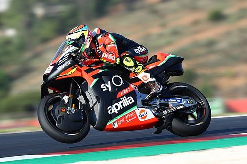 Aprilia begint met drie coureurs aan MotoGP-seizoen 2021