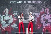 VIDEO: Ogier viert zevende wereldtitel WRC in Monza