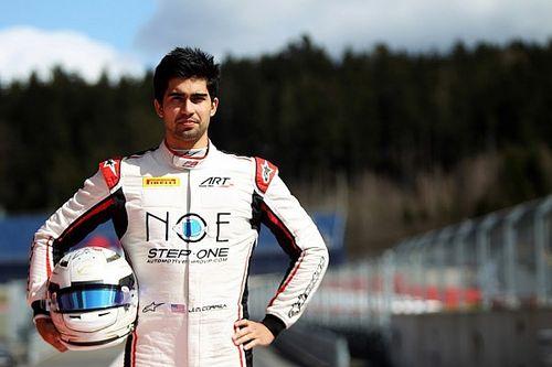 Juan Manuel Correa vuelve a la órbita de un equipo de F1 tras su accidente