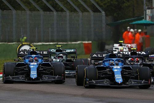 Una sanción a Raikkonen da los primeros puntos a Alonso con Alpine