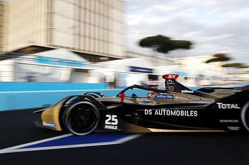 F-E: Vergne aproveita problema mecânico de Di Grassi e vence a primeira corrida da rodada dupla do ePrix de Roma