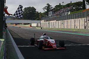 Olli Caldwell concede il bis in Gara 2 a Vallelunga