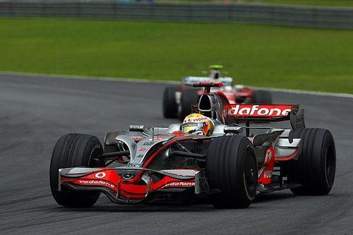 Az MP4-23: az utolsó autó, amellyel világbajnoki címet nyert a McLaren