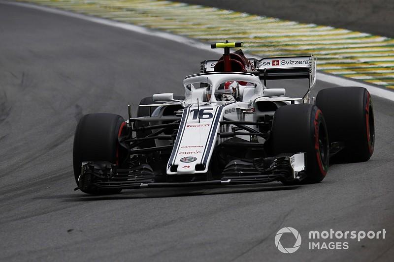 """Leclerc: """"Progressie van Sauber geen gevolg van upgrades"""""""
