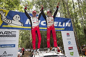 WRC Australië: Latvala pakt eindzege, Ogier wint zesde wereldtitel