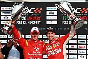 Schumacher'in Ferrari'ye gelişi Vettel'i mutlu etti