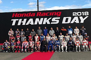 GALERI: Atmosfer Honda Racing THANKS DAY 2018