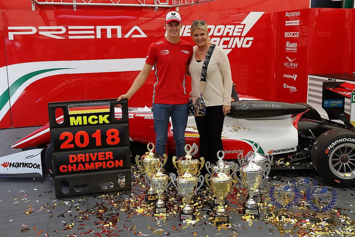 GALERÍA: los Schumacher en Fórmula 3