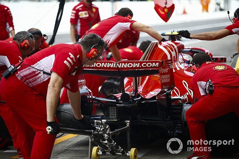 Räikkönen nem húzza rá a vizes lepedőt a Ferrarira