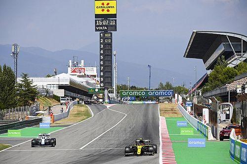 Canlı Anlatım: İspanya GP sıralama turları