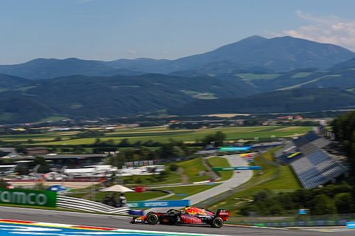 Weerbericht F1 Grand Prix van Stiermarken: Kleine kans op plensbuien